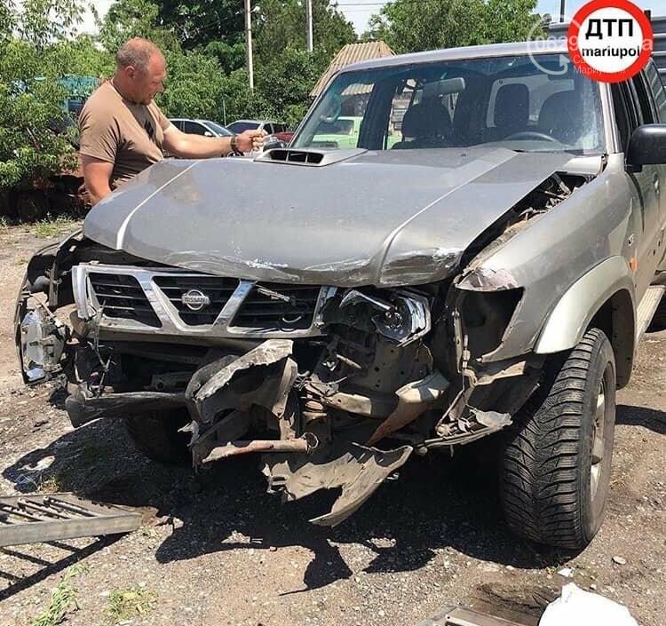 В аварии на трассе Мангуш - Урзуф пострадали двое детей, - ФОТО, фото-1