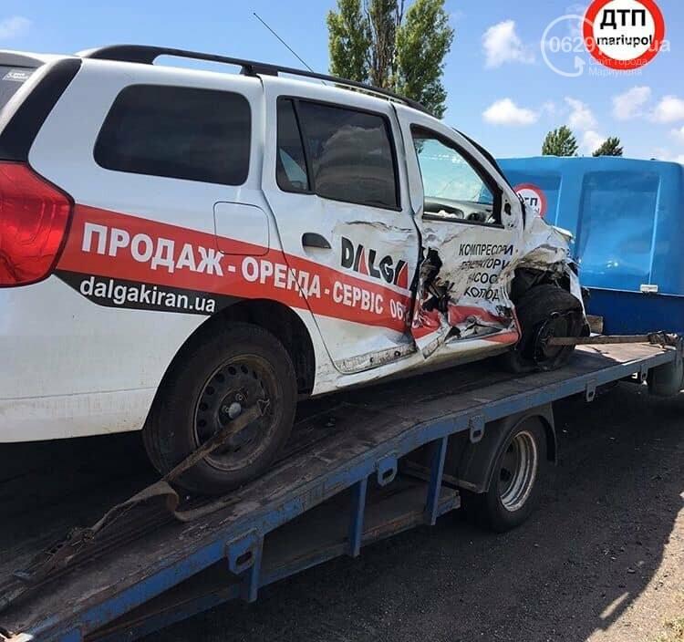 В аварии на трассе Мангуш - Урзуф пострадали двое детей, - ФОТО, фото-3