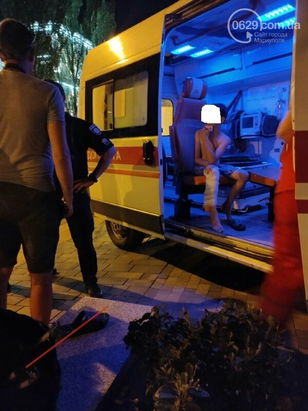 ЧП в центре города! Мариуполец травмировал ребенка и сбежал, - ФОТО, фото-4