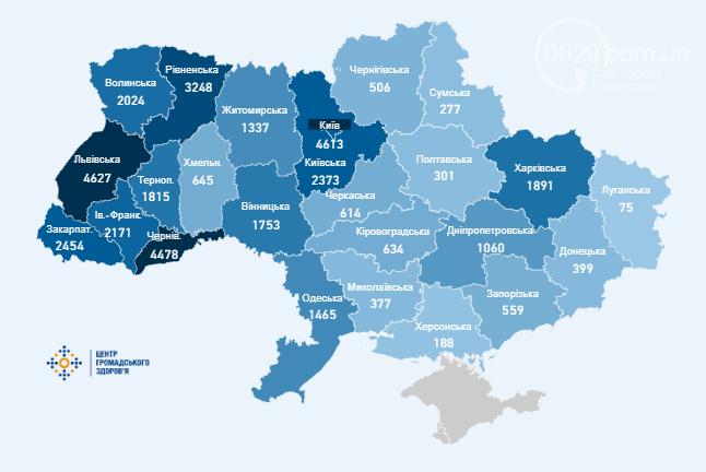 Новый антирекорд коронавируса. 994 заболевших в Украине и 23  - в Донецкой области, фото-1