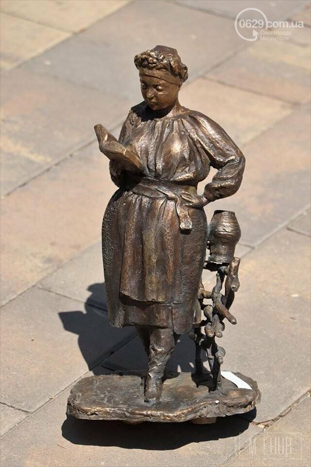 Новые места для селфи! Мариуполь украсили мини-скульптуры, - ФОТО, ВИДЕО, фото-12
