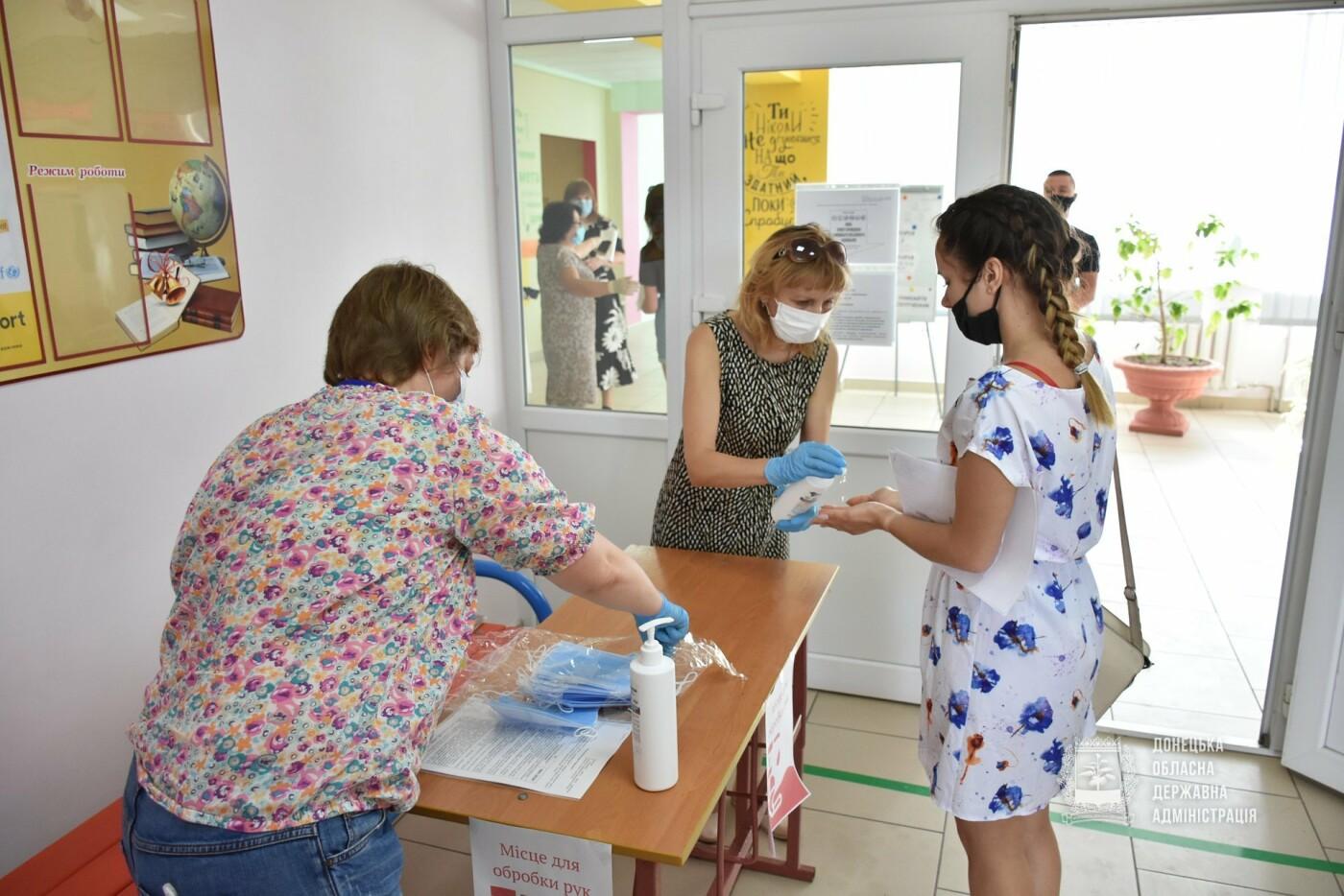 121 абитуриент с оккупированной территории смог взять участие в обязательном ВНО по украинскому языку, - ФОТО, фото-2