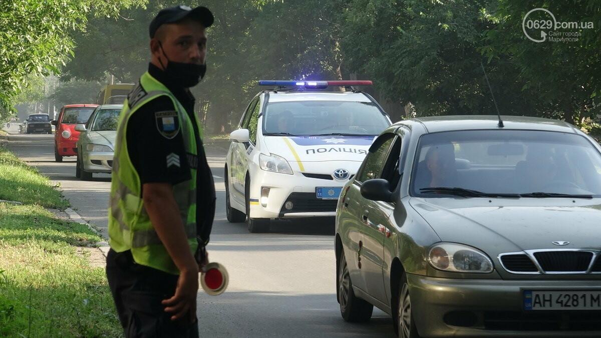 В Мариуполе Мерседес влетел в дерево. Пострадал водитель, - ФОТО, ВИДЕО, фото-7