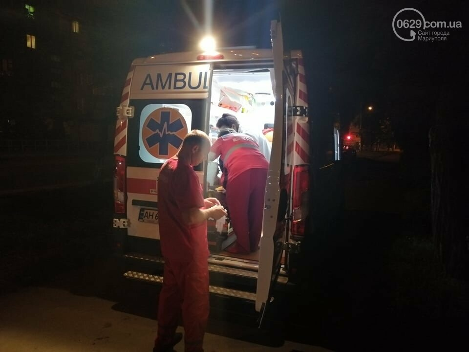 В Мариуполе 31- летний мужчина выпрыгнул из окна, фото-1