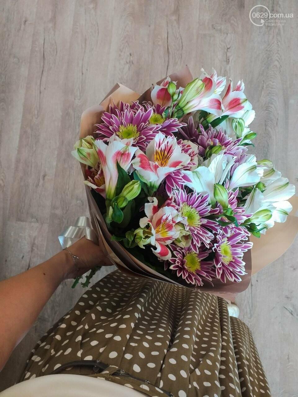 Изысканные, стильные букеты цветов с доставкой от сети салонов LUXE, фото-20