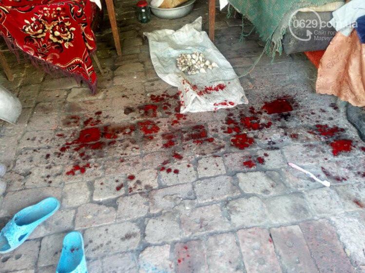 На Донбассе мина боевиков убила мирную жительницу , фото-1