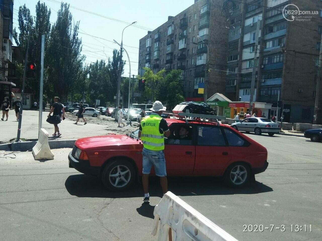 В Мариуполе на 8 дней перекроют часть проспекта Мира, - ФОТОРЕПОРТАЖ, фото-5