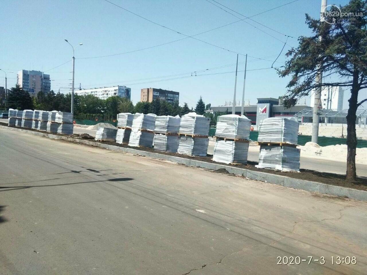 В Мариуполе на 8 дней перекроют часть проспекта Мира, - ФОТОРЕПОРТАЖ, фото-6