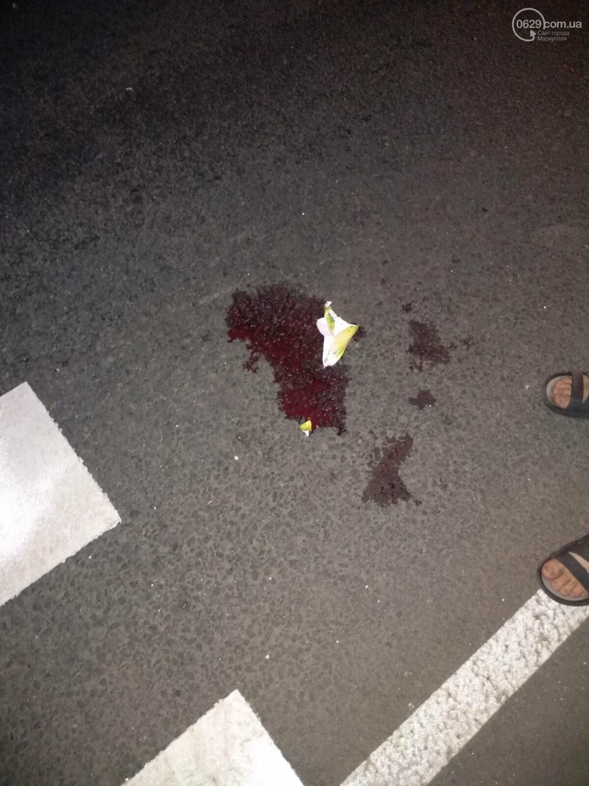 В Мариуполе ночью Hyundai сбил пешехода, - ФОТО, фото-4