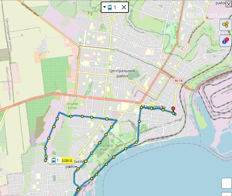 Транспортные проблемы Мариуполя. Станет ли город удобным для жизни, фото-3
