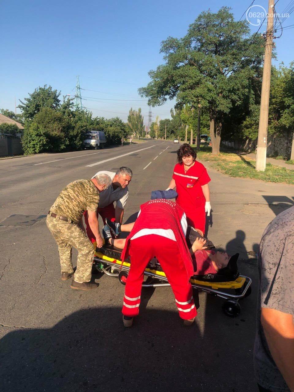В Мариуполе ВАЗ сбил пешехода, - ФОТО, фото-8