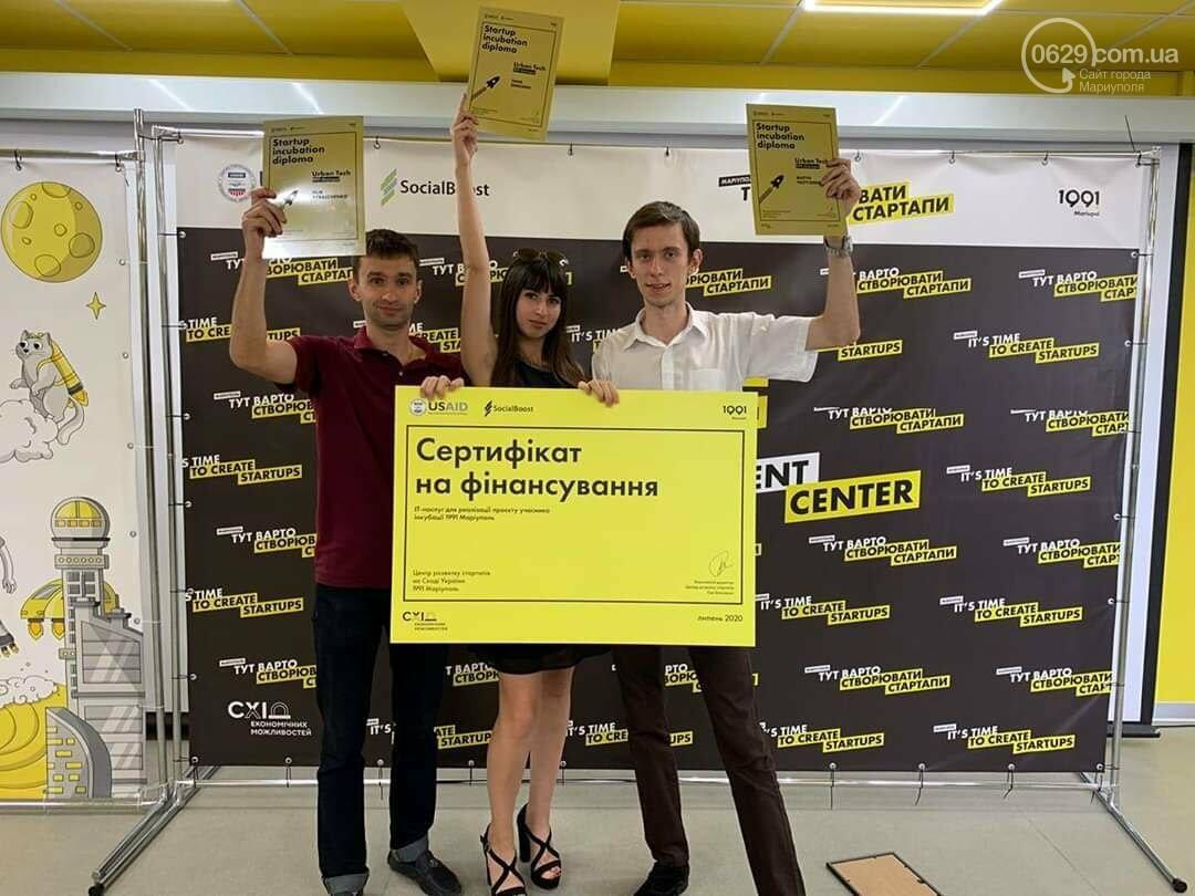 В Мариуполе стартаперы получили 100 тысяч гривен на создание уникального сервиса, - ФОТО, фото-9