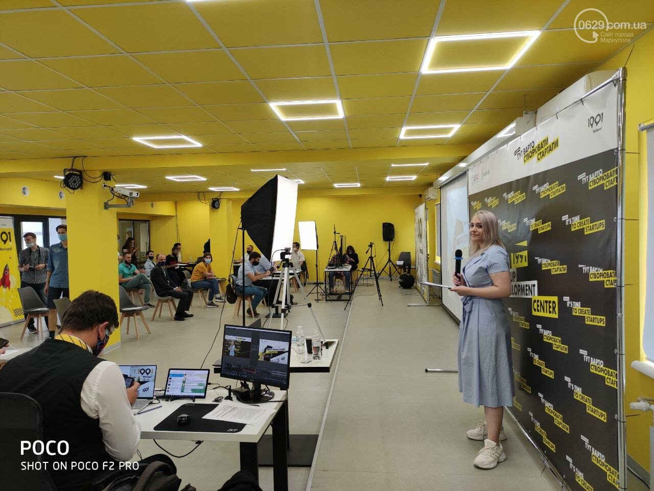 В Мариуполе стартаперы получили 100 тысяч гривен на создание уникального сервиса, - ФОТО, фото-7