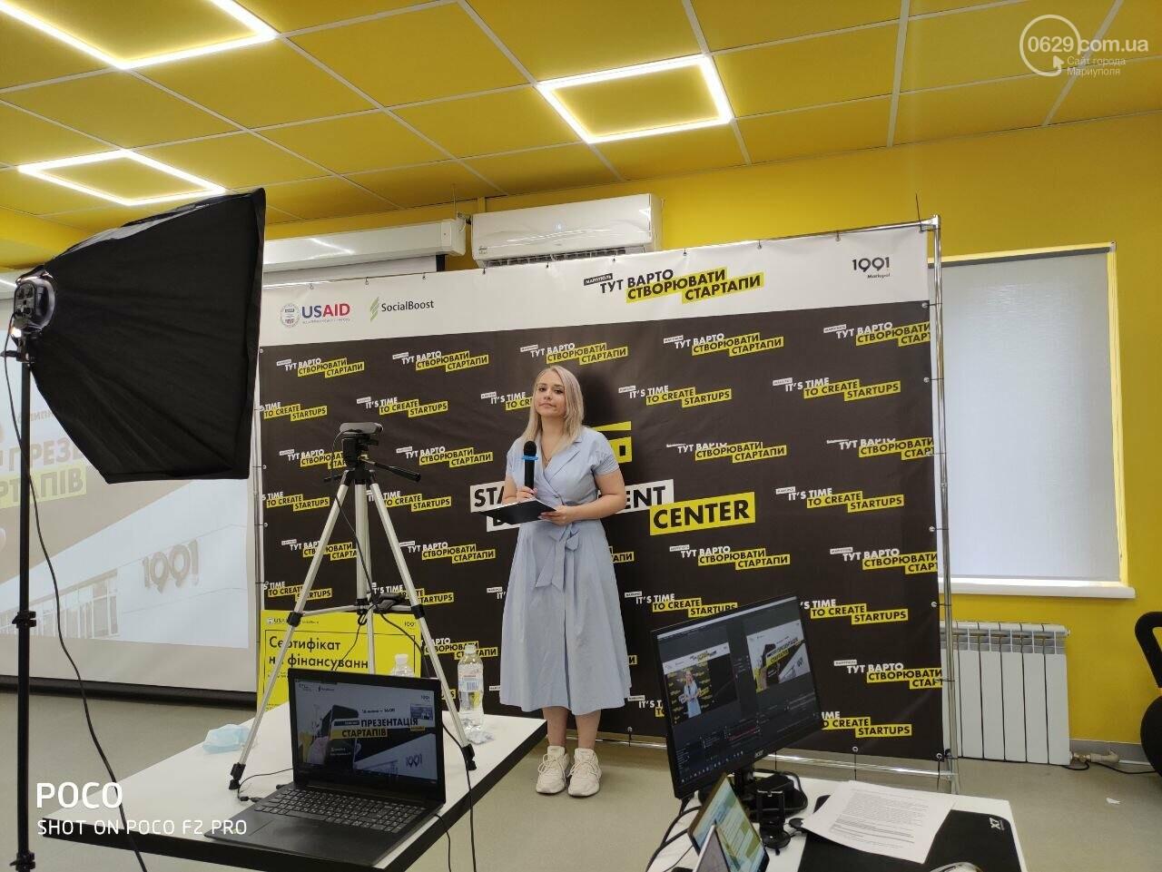 В Мариуполе стартаперы получили 100 тысяч гривен на создание уникального сервиса, - ФОТО, фото-6