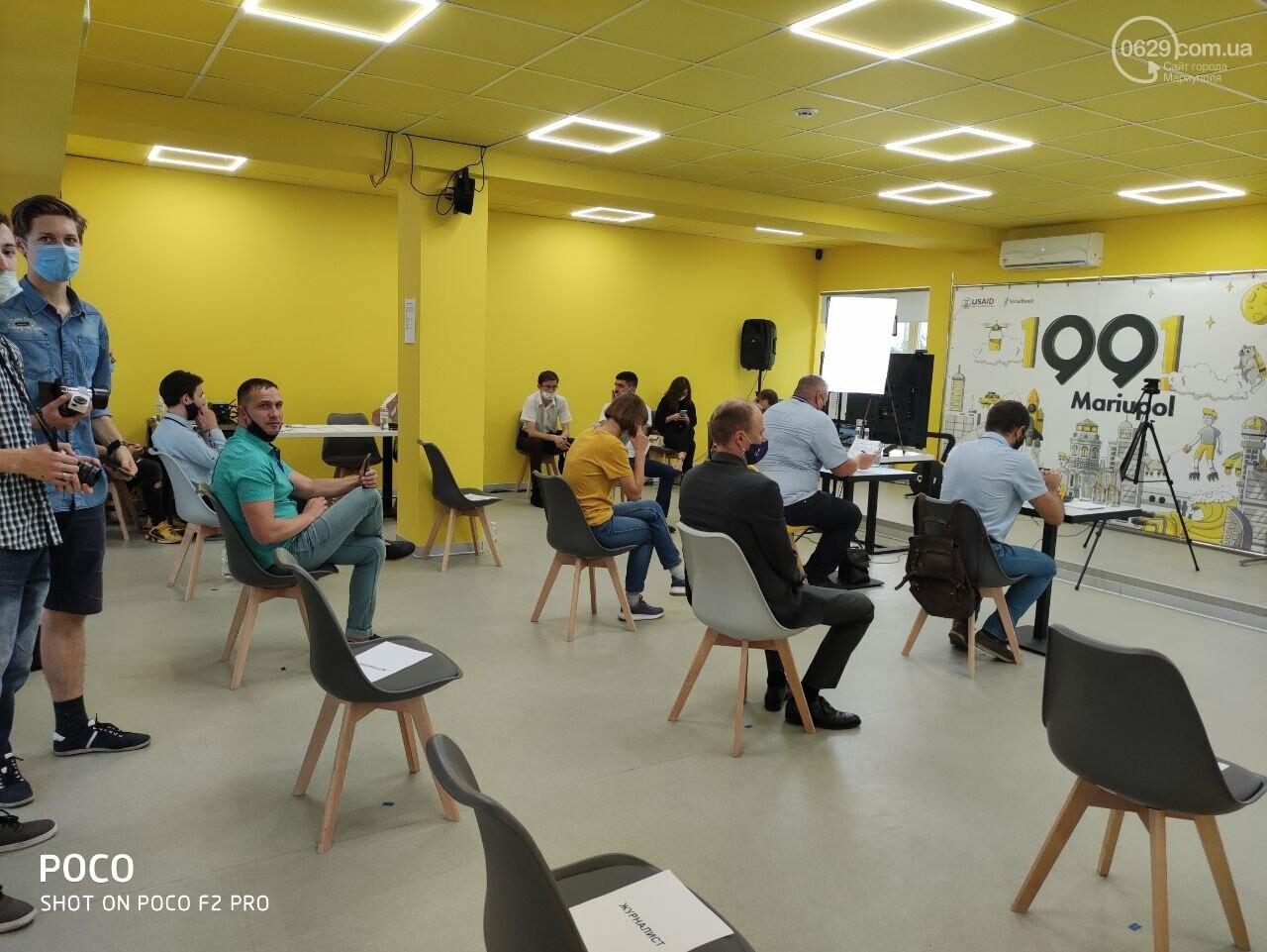 В Мариуполе стартаперы получили 100 тысяч гривен на создание уникального сервиса, - ФОТО, фото-8