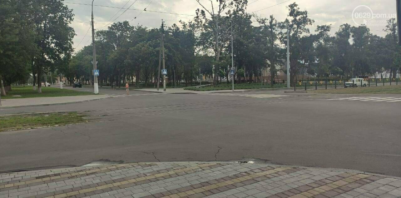 ТОП самых аварийных перекрестков Мариуполя. Как ездить и чего опасаться, - ФОТО, КАРТА, фото-6