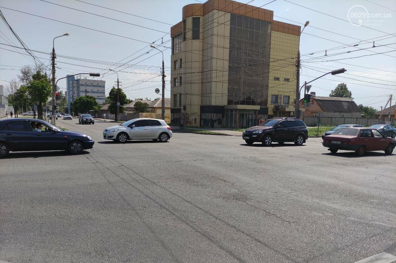 ТОП самых аварийных перекрестков Мариуполя. Как ездить и чего опасаться, - ФОТО, КАРТА, фото-11