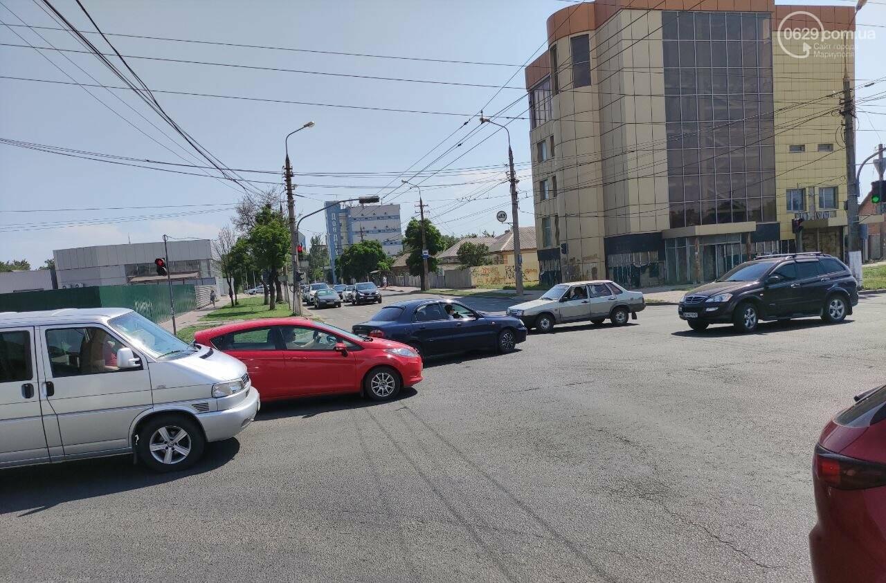 ТОП самых аварийных перекрестков Мариуполя. Как ездить и чего опасаться, - ФОТО, КАРТА, фото-10