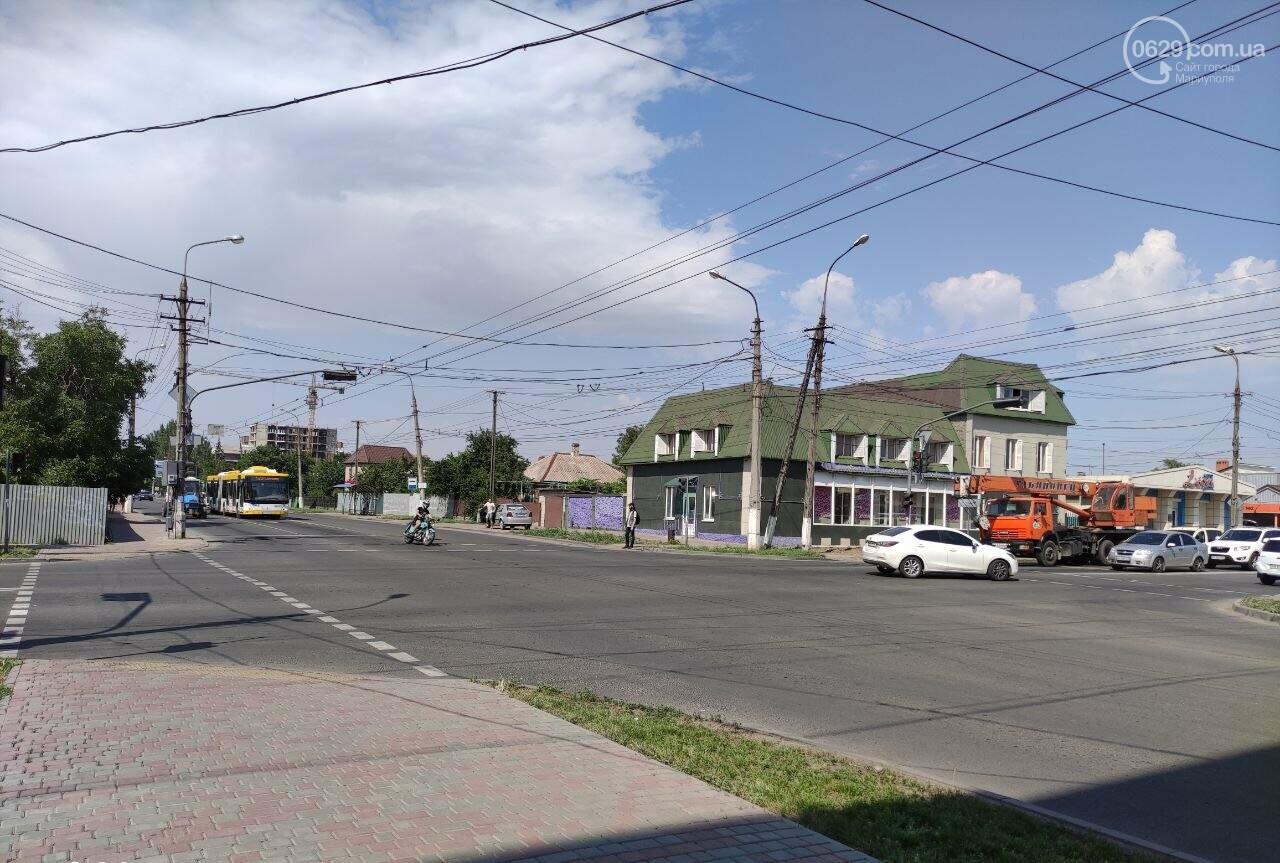 ТОП самых аварийных перекрестков Мариуполя. Как ездить и чего опасаться, - ФОТО, КАРТА, фото-9