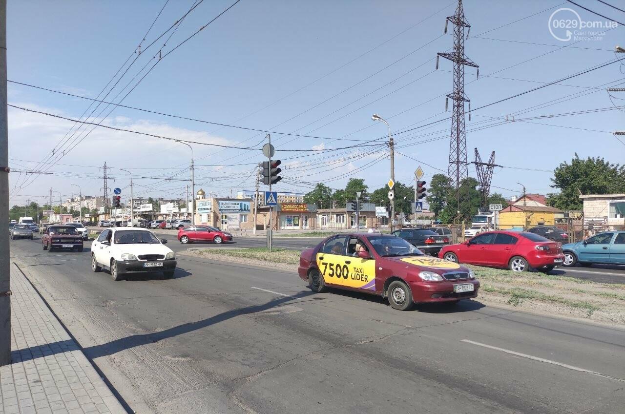 ТОП самых аварийных перекрестков Мариуполя. Как ездить и чего опасаться, - ФОТО, КАРТА, фото-12