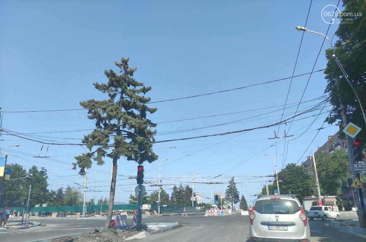 ТОП самых аварийных перекрестков Мариуполя. Как ездить и чего опасаться, - ФОТО, КАРТА, фото-7