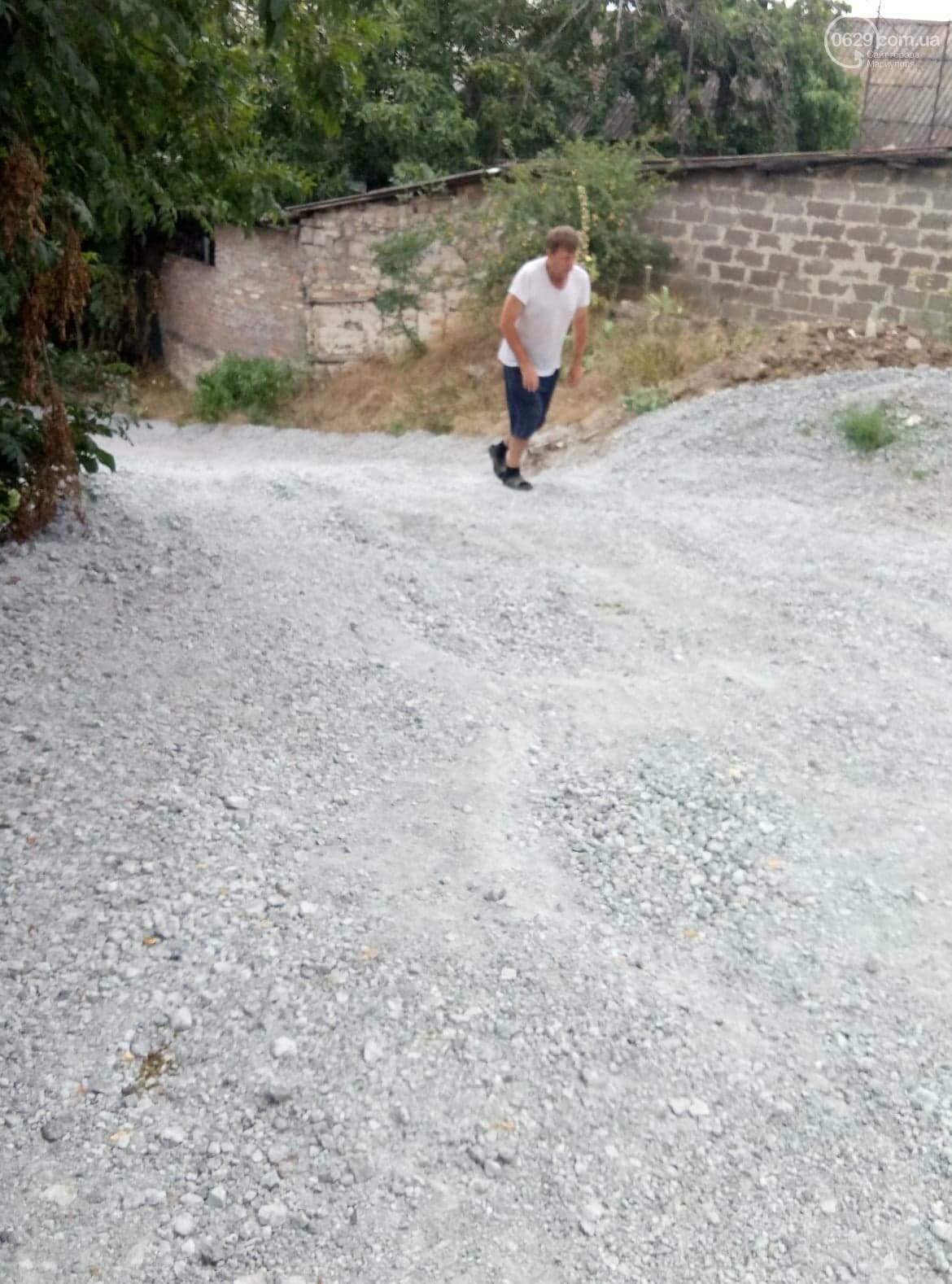 Шлаковые сугробы! Как забота муниципалитета превратила жизнь жителей улицы Рулевой в кошмар, - ФОТО, ВИДЕО, фото-1