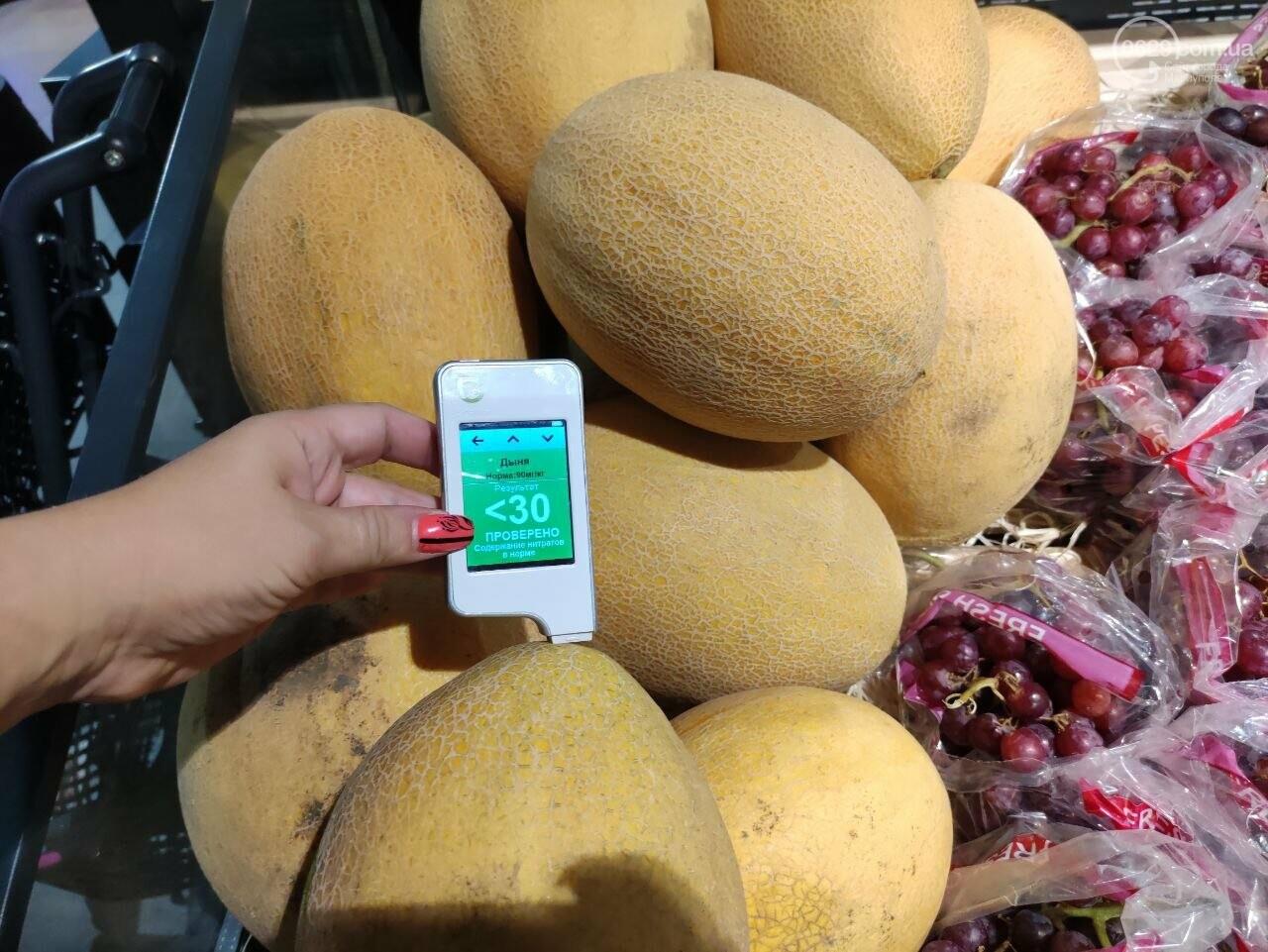 Проверка на нитраты в Мариуполе: опасные дыни в супермаркете и злые продавцы на рынке, - ФОТО, ВИДЕО, фото-19