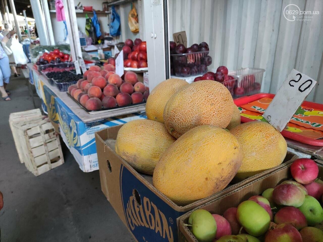 Проверка на нитраты в Мариуполе: опасные дыни в супермаркете и злые продавцы на рынке, - ФОТО, ВИДЕО, фото-21