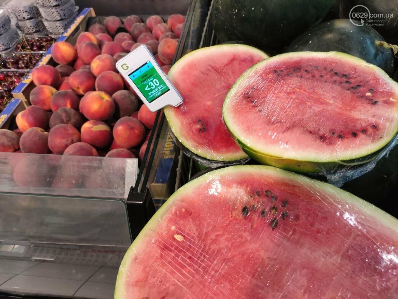 Проверка на нитраты в Мариуполе: опасные дыни в супермаркете и злые продавцы на рынке, - ФОТО, ВИДЕО, фото-16