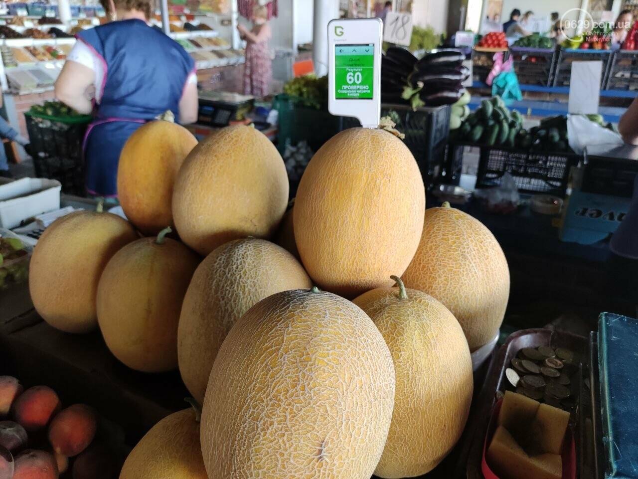 Проверка на нитраты в Мариуполе: опасные дыни в супермаркете и злые продавцы на рынке, - ФОТО, ВИДЕО, фото-22