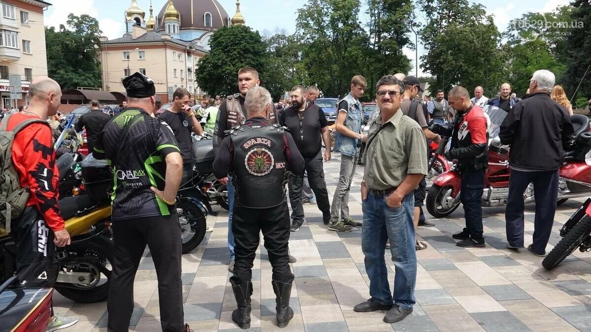 """В Мариуполь прибыли участники «Мотопробега Единства - 2020"""",- ФОТО, фото-8"""