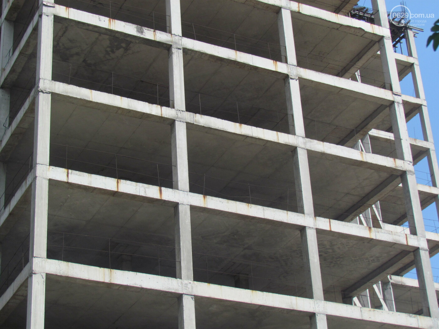 100-квартирный недострой в Мариуполе или нереализованная мечта, - ФОТОРЕПОРТАЖ, фото-5