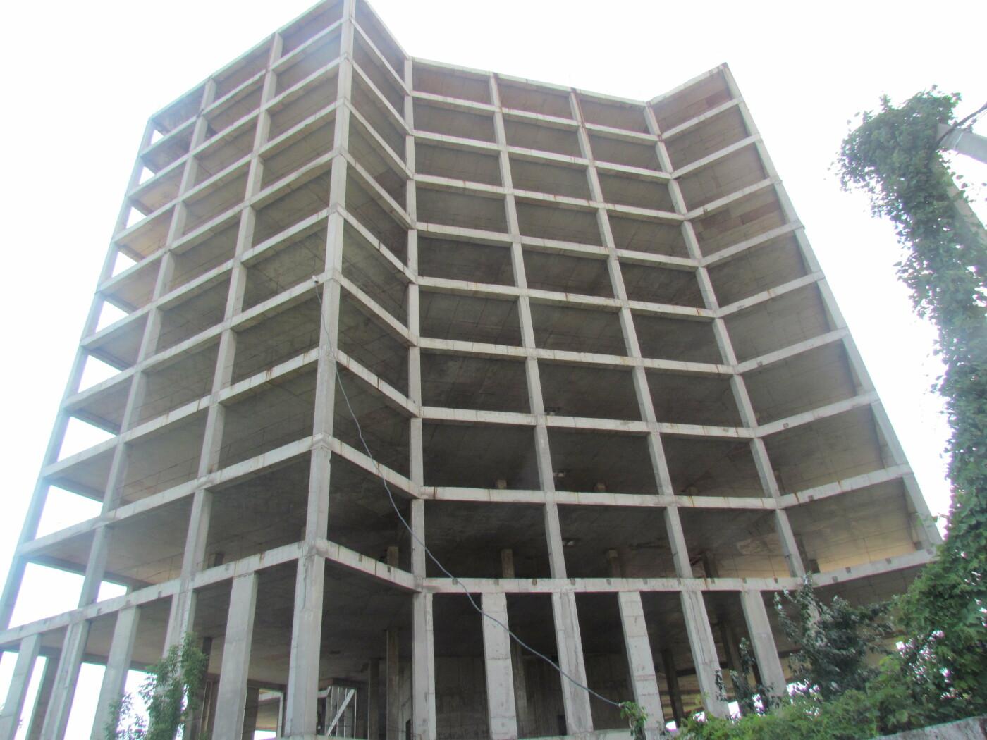 100-квартирный недострой в Мариуполе или нереализованная мечта, - ФОТОРЕПОРТАЖ, фото-3