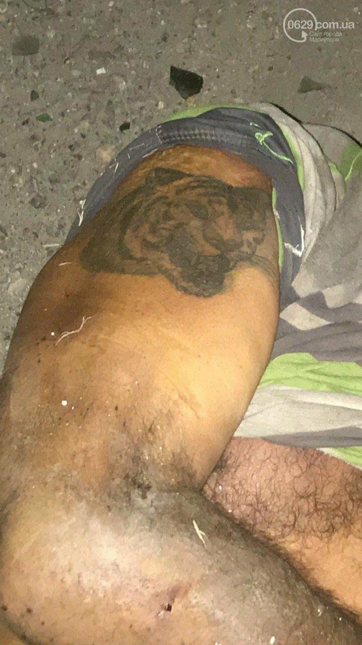 Смертельные выходные в Мариуполе. В карьере нашли утопленника, а на шоссе - неизвестный труп, - ФОТО 18+, фото-1