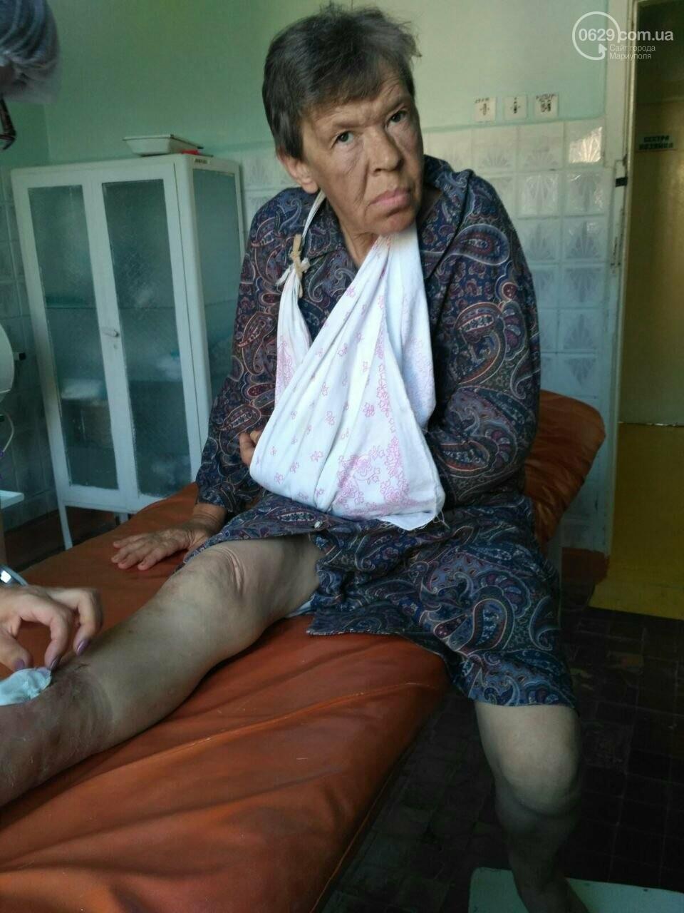 Цена страданий — 600 грн. В Мариуполе онкобольная женщина не может получить обезболивающее, - ФОТО, фото-1