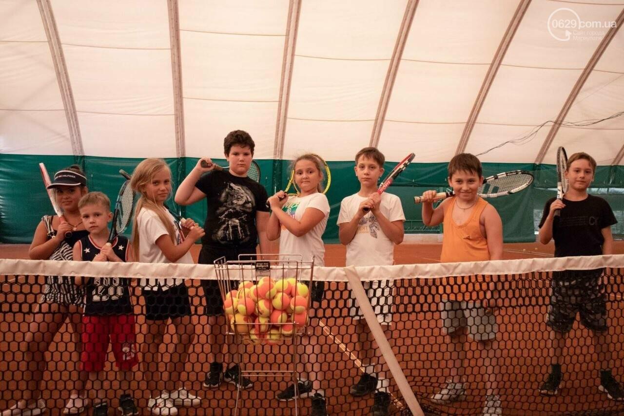 В Мариуполе пройдет большой теннисный турнир, - ФОТО, фото-2