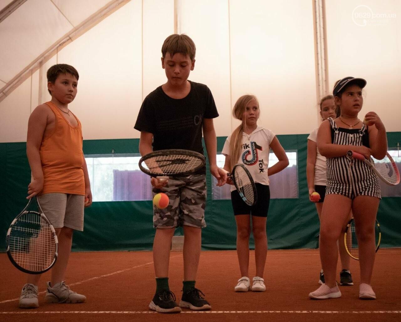 В Мариуполе пройдет большой теннисный турнир, - ФОТО, фото-1