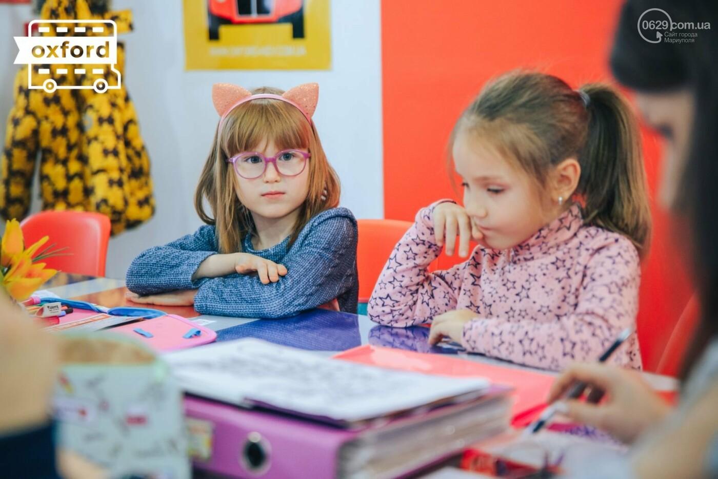 Английский для детей  в лучшей английской школе «OXFORD»! Стартовал осенний набор!, фото-4