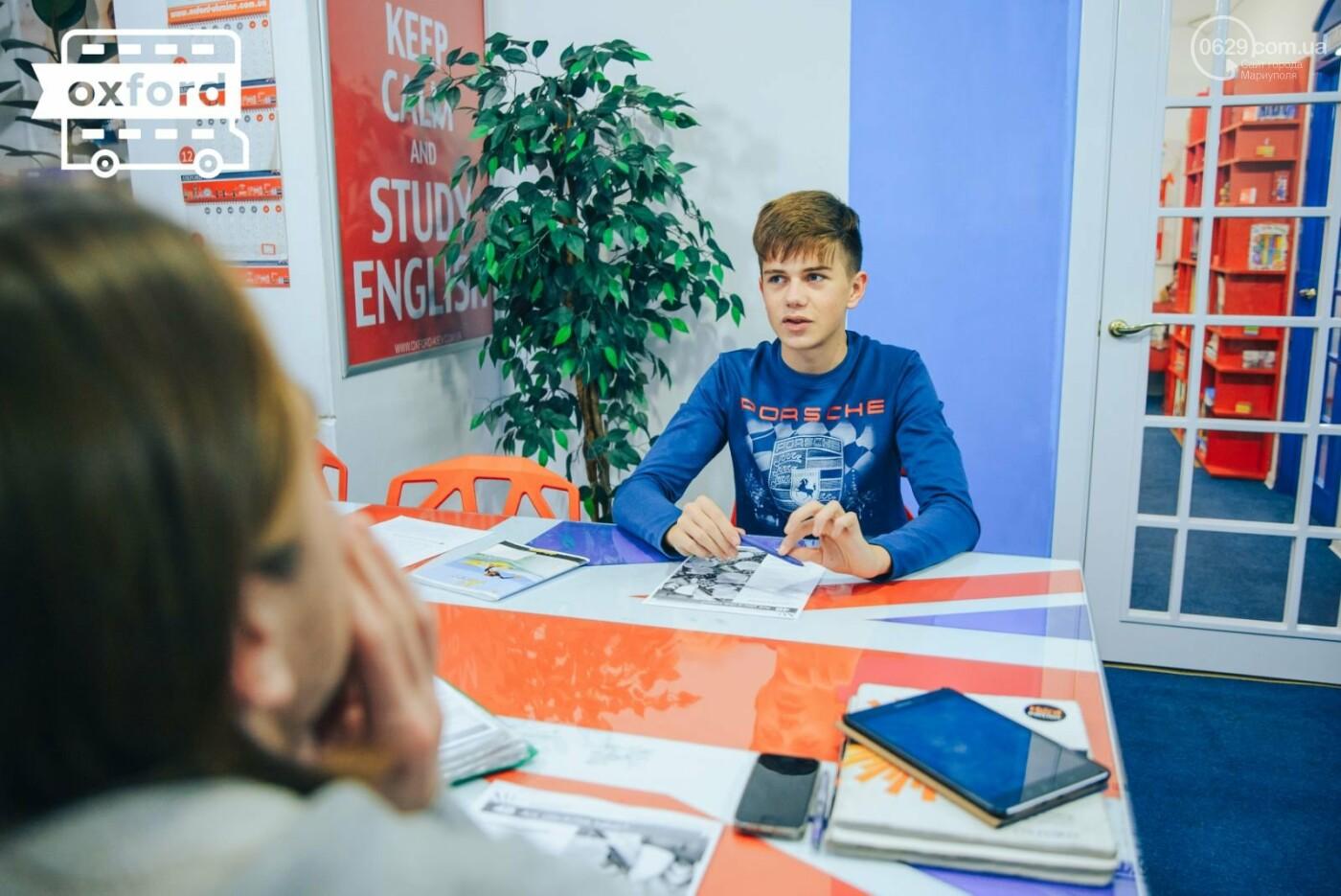 Английский для детей  в лучшей английской школе «OXFORD»! Стартовал осенний набор!, фото-5
