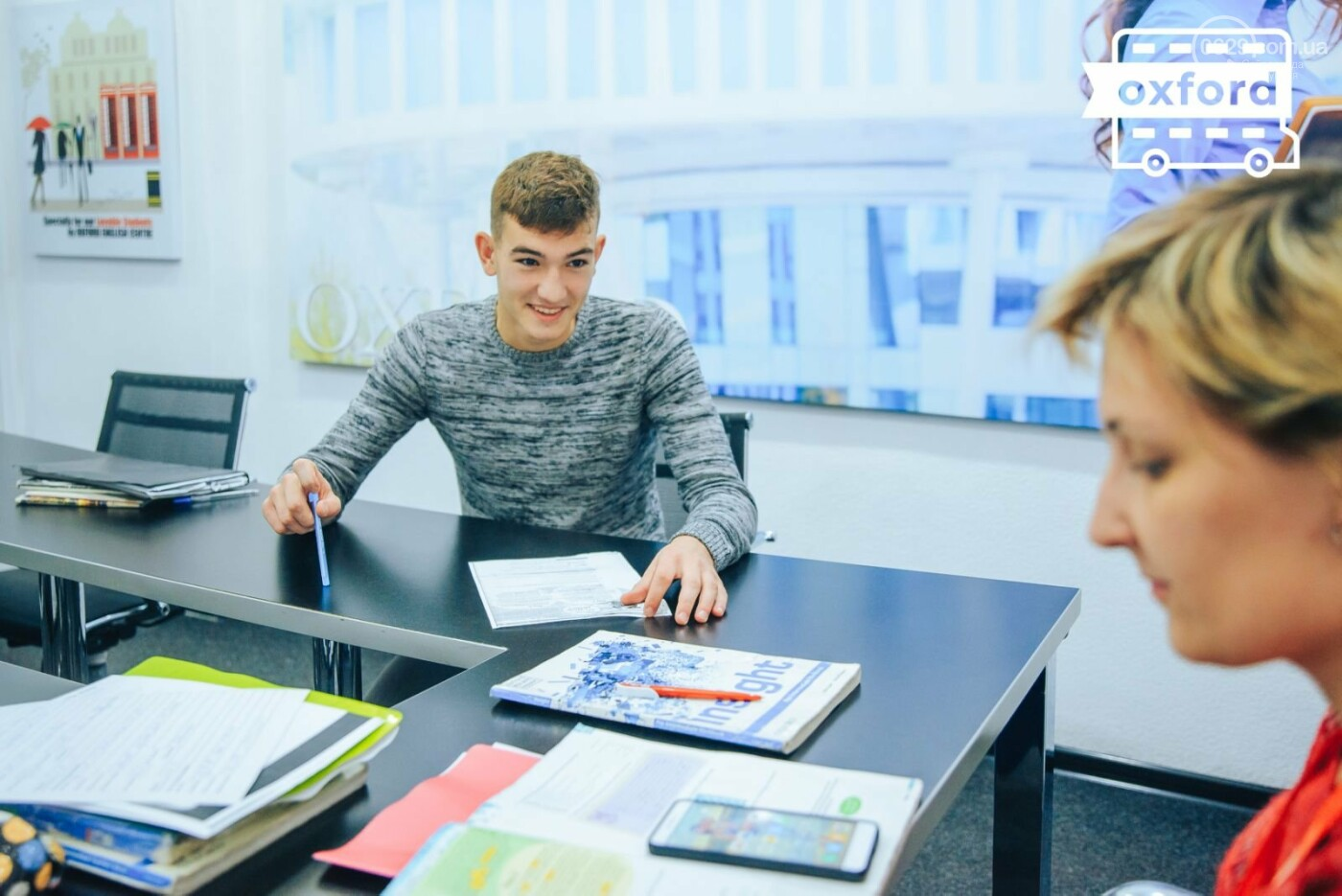 Английский для детей  в лучшей английской школе «OXFORD»! Стартовал осенний набор!, фото-8