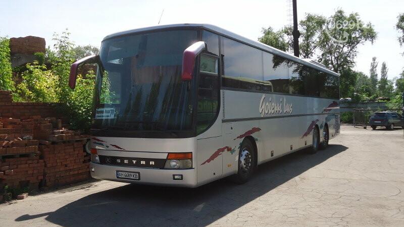 Автобусные перевозки Украина, Россия и Польша с компанией ZORIN , фото-1