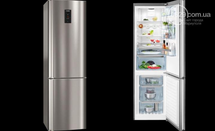 3 технологии, которыми вас очень удивит холодильник AEG, фото-1