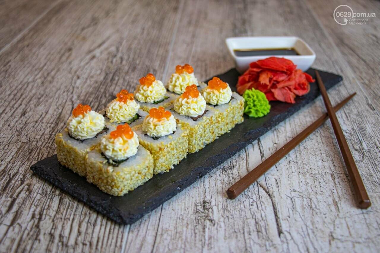 """В Мариуполе появилось новое заведения с максимальным количеством рыбы в меню японской кухни """"Max fish"""", фото-4"""