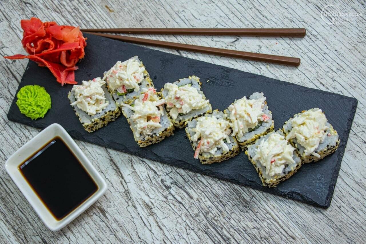 """В Мариуполе появилось новое заведения с максимальным количеством рыбы в меню японской кухни """"Max fish"""", фото-9"""