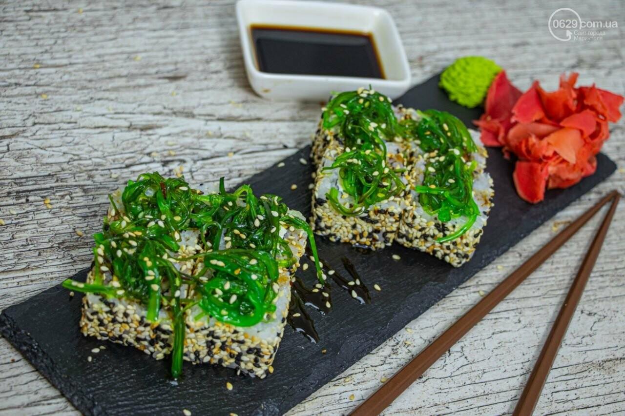 """В Мариуполе появилось новое заведения с максимальным количеством рыбы в меню японской кухни """"Max fish"""", фото-8"""