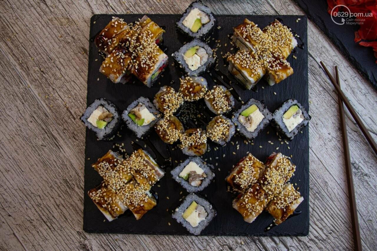 """В Мариуполе появилось новое заведения с максимальным количеством рыбы в меню японской кухни """"Max fish"""", фото-6"""