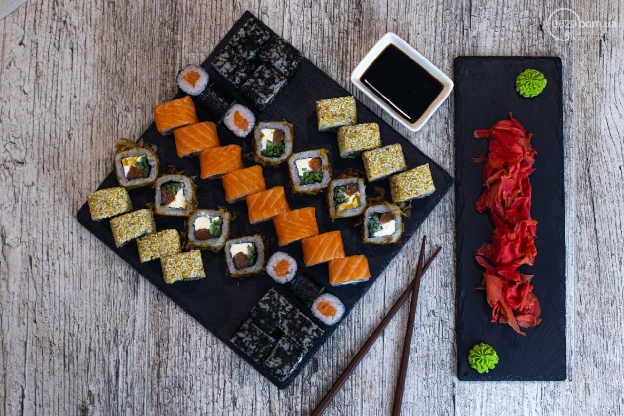 """В Мариуполе появилось новое заведения с максимальным количеством рыбы в меню японской кухни """"Max fish"""", фото-1"""