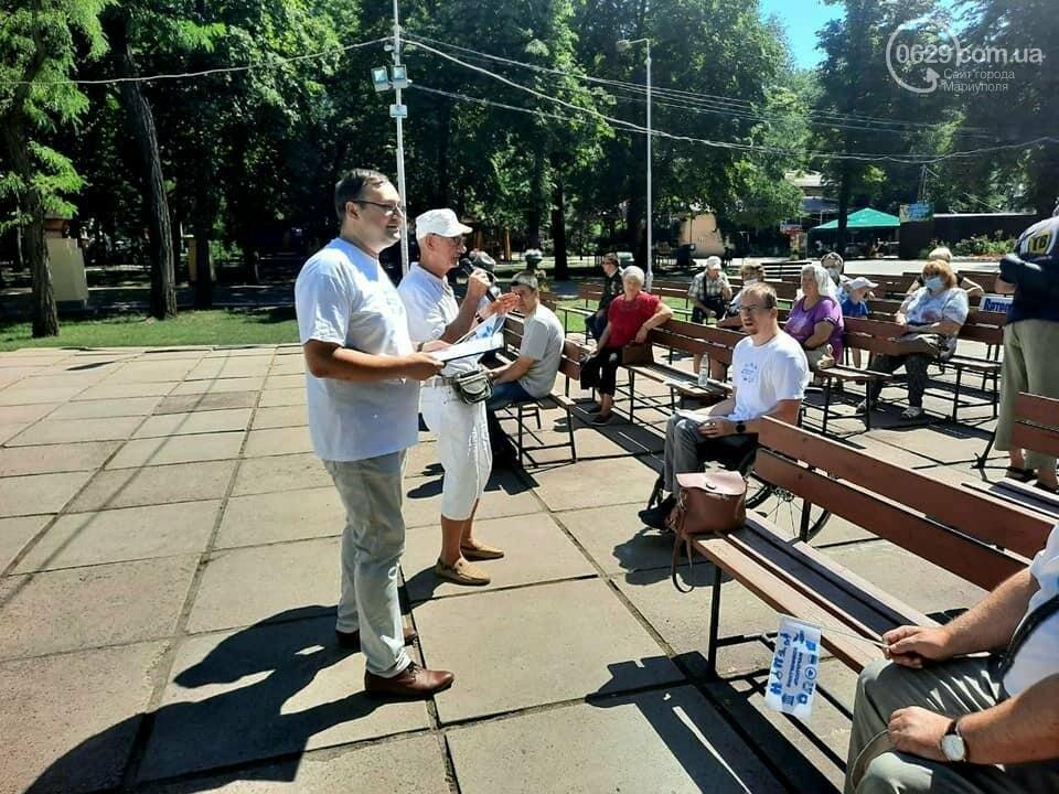 Известные мариупольцы поддержали партию Блок Вадима Бойченко , фото-2