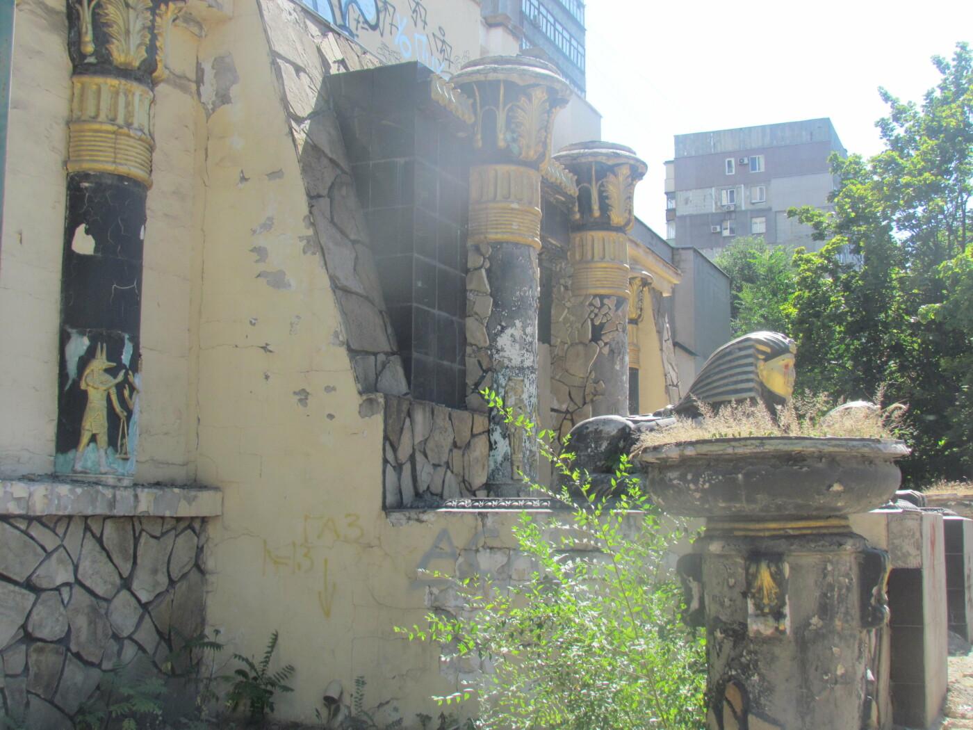 Поверженная цивилизация. От мариупольского ночного клуба остались руины, - ФОТОРЕПОРТАЖ , фото-2