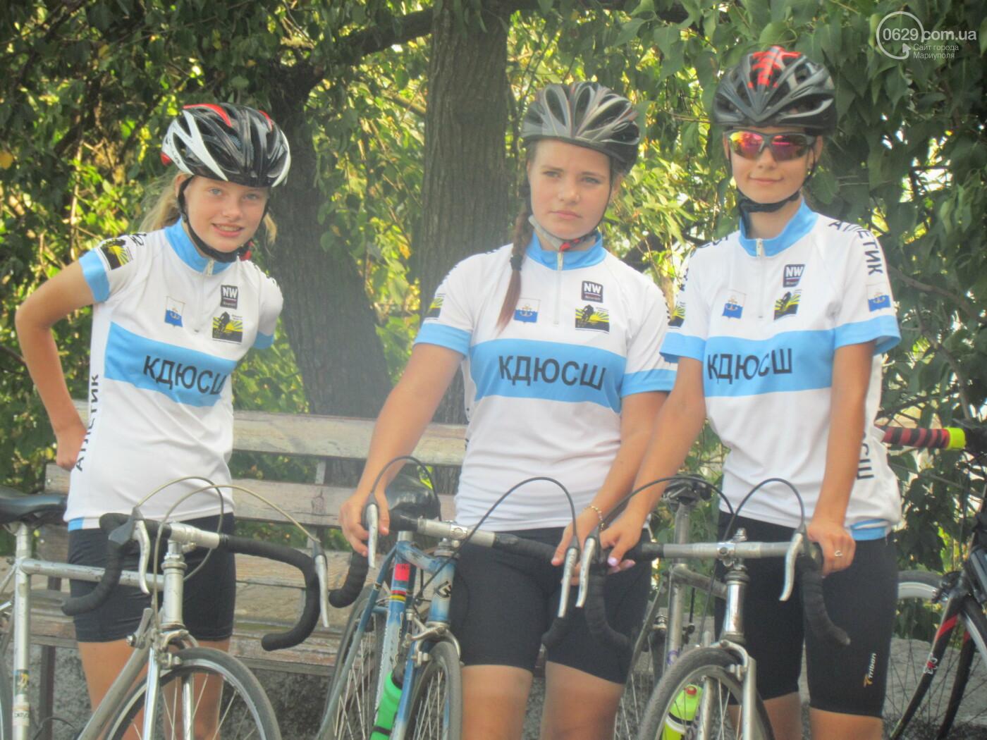 В Мариуполе завершился велопробег в честь бойцов АТО-ООС, - ФОТОРЕПОРТАЖ, фото-4